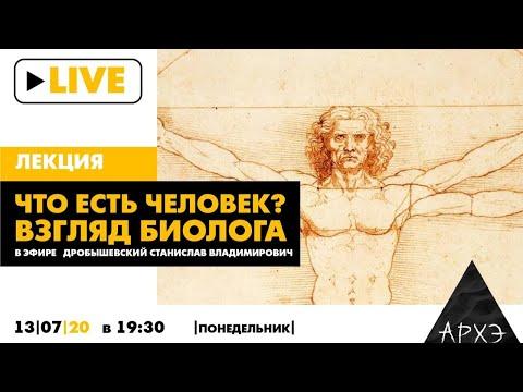 Онлайн-лекция С.В. Дробышевского \
