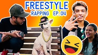 Freestyle Rapping in Mumbai | Ep 04 | Ranveer Paji Ft. Nickkill | SURPRISE !!!!
