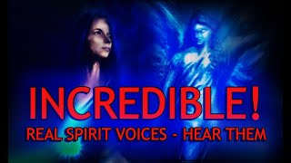 The DEEPEST Spirit Communication EVER RECORDED 2020. SUSHANT, BOSEMAN, ANGELS, GUIDES, HEAR THEM!