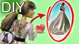 Как сделать ВЫКРОЙКУ по ФОТО. Одежда для кукол своими руками