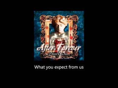After Forever - Leaden Legacy (Lyrics)