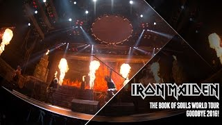 Iron Maiden - Thank You 2016!