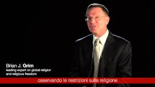 TEDxVdC - Brian J. Grim - Sociology, global religion and religious freedom