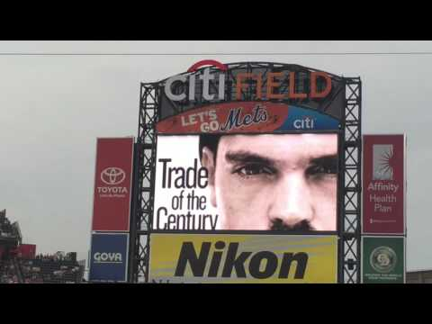Mike Piazza FULL Number 31 Retirement Ceremony Live @ Citi Field