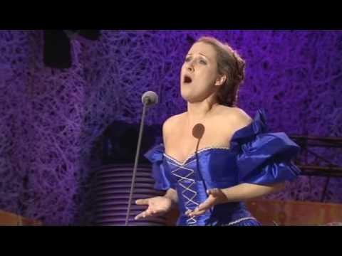 Diana Damrau  Je Veux Vivre (Roméo et Juliette, Gounod)