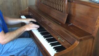The Fray - You Found Me (Piano Cover)