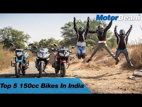 5 Best 150cc Bikes In India  | MotorBeam