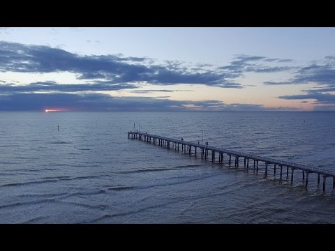 Seaford Sunsets - Part 1 (Drone Footage)