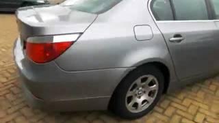 96-RZ-NF: BMW 5 Serie 525d *Clima,I-Drive*