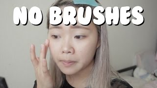 No Brush Makeup Challenge  ▷ Why Has My Fiance Left? Talk Through