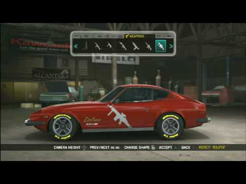 Classic Game Room HD - MIDNIGHT CLUB LOS ANGELES review pt 2