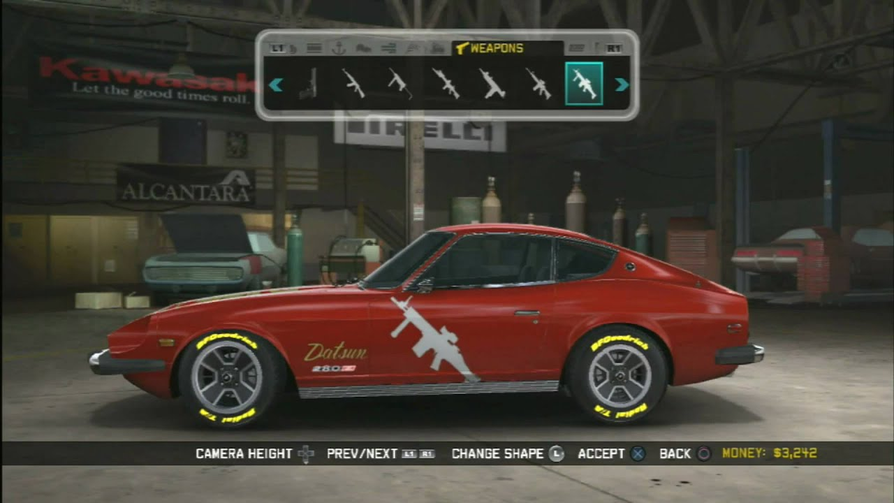 classic game room hd - midnight club los angeles review pt 2 - youtube
