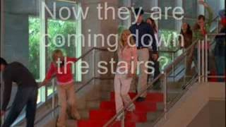 High School Musical 1 goofs