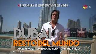 Resto del Mundo 2015 - DUBAI (Capitulo completo) 19/01/15