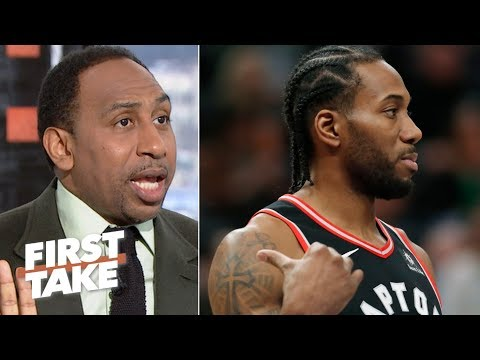 Kawhi to the Lakers would be a 'weak move' – Stephen A.   First Take