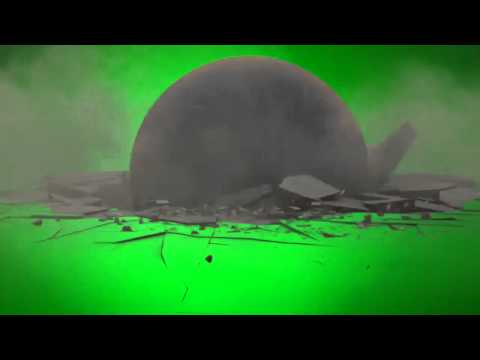 Green Screen - Rock Falling from the Sky thumbnail