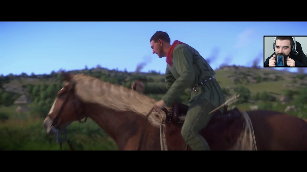 Kingdom Come: Deliverance #2 – Oblężenie