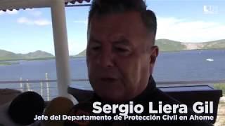Huracán Sergio podría fortalecerse en el Mar de Cortés: PC
