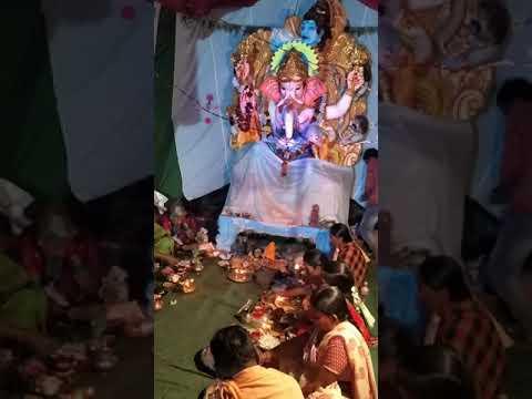 Ma Ganesh Lxp 2019 Kukumma Puja