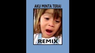 Aku minta terai #REMIX