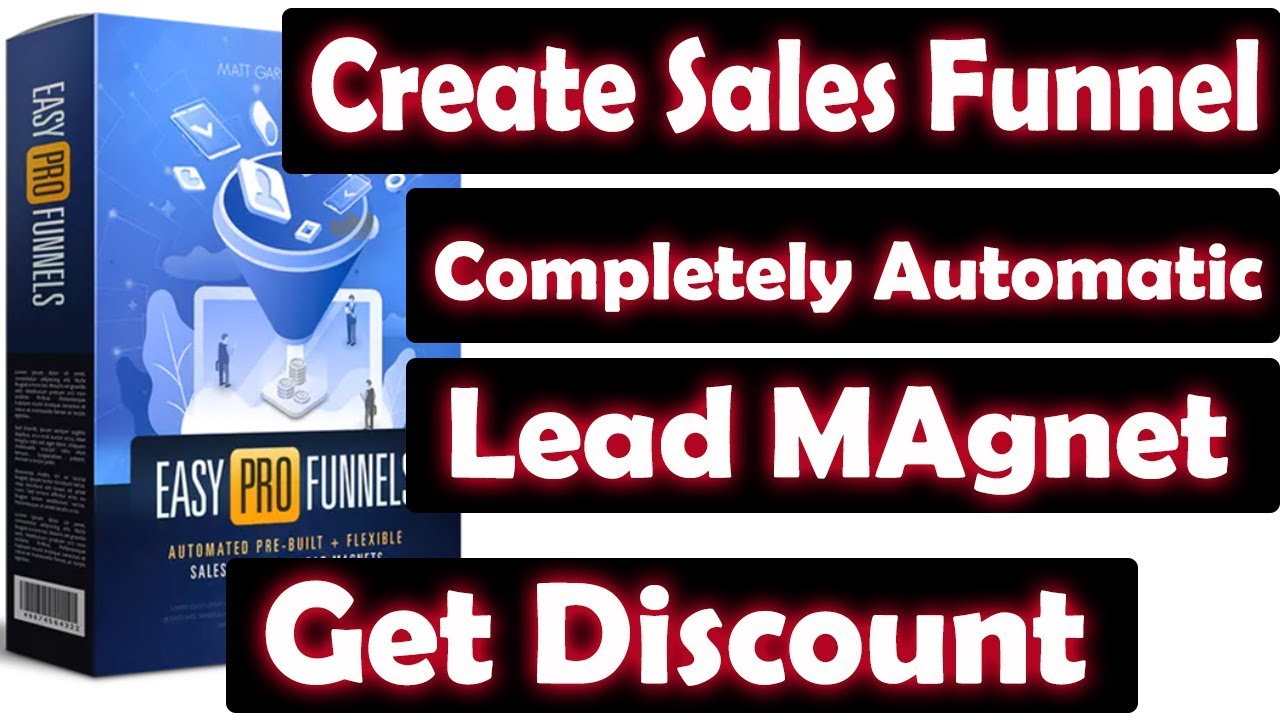 Easy Pro Funnels | Sales Funnel | Best Marketing Funnel