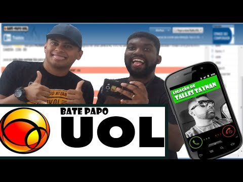 BATE PAPO UOL