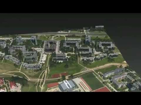 ALS (Airborne Laser Scanning) - Katedra Ekologii Krajobrazu KUL
