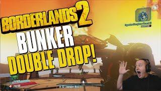 Borderlands 2 Double Legendary Drop From The Bunker