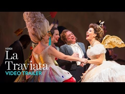 Verdi's LA TRAVIATA at Lyric Opera of Chicago