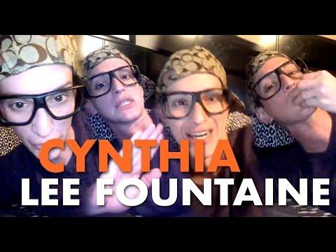 Cynthia Lee Fontain Online Chat Feb 7 2018