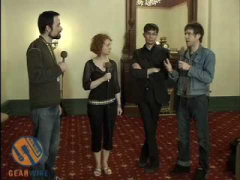 Rainer Maria video interview, SXSW 2006