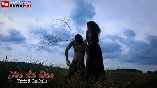 Yêu Là Đau - Yamix ft. Lee Stella [ Video Lyrics ]