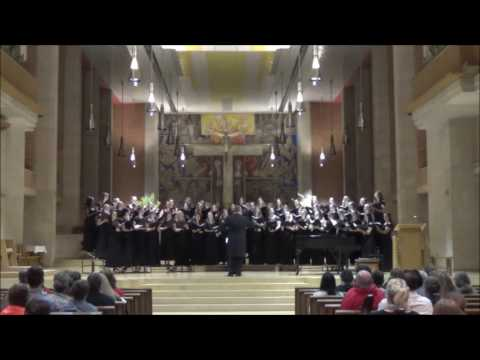 """""""Swing Low Sweet Chariot"""" arr. by Stacey V. Gibbs"""