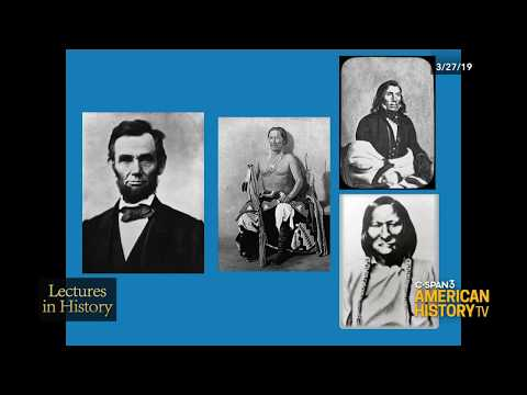 Lectures In History: Abraham Lincoln & Native Americans