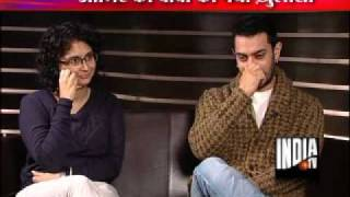 Aamir Khan And Kiran Rao Speak Exclusively To India TV