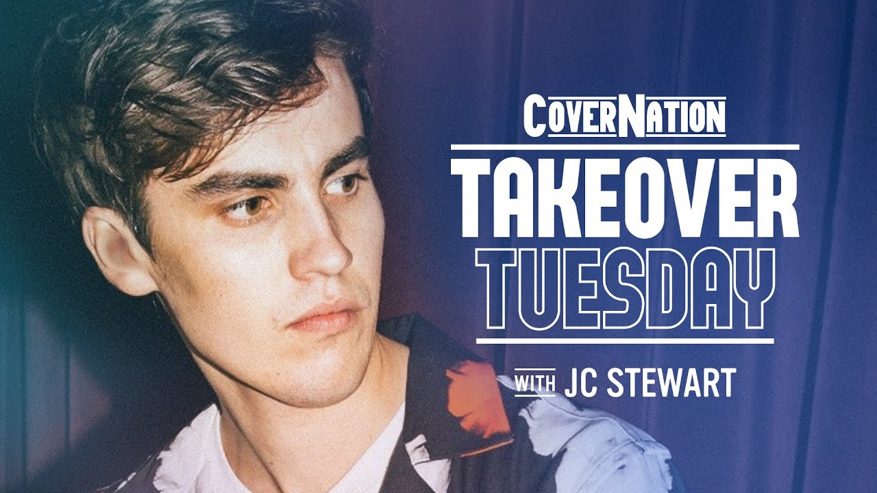 JC Stewart LIVE on Cover Nation | Takeover Tuesday