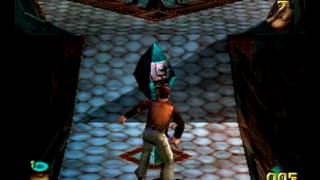 Pitfall 3D: Beyond the Jungle PS1 Gameplay