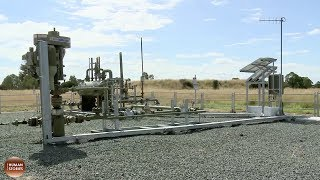 What It's Like To Have A Coal Seam Gas Production Well On Your Property