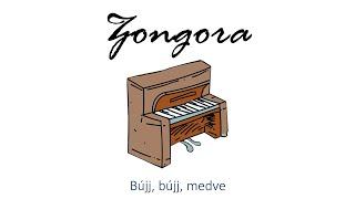 Hangszer ovi - Bújj, bújj medve (zongora) / Hungarian folk children song with animals