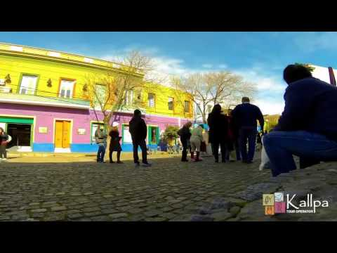 Bike Tour in Buenos Aires HD