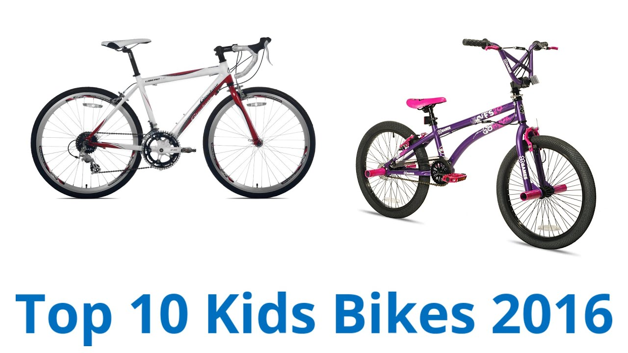 10 Best Kids Bikes 2016