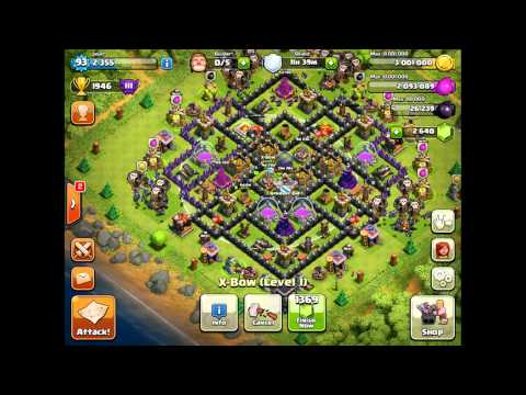 Clash of Clans - $100 Worth of Gems! (I'm Back For Real This Time!)