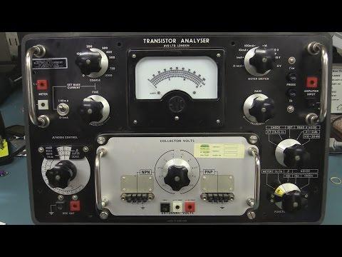 EEVblog #693 - AVO Transistor Analyser Teardown