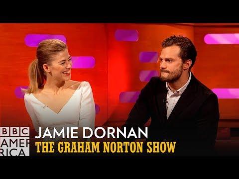 Jamie Dornan Has A Sleep Walking Story You Want To Hear  The Graham Norton   BBC America