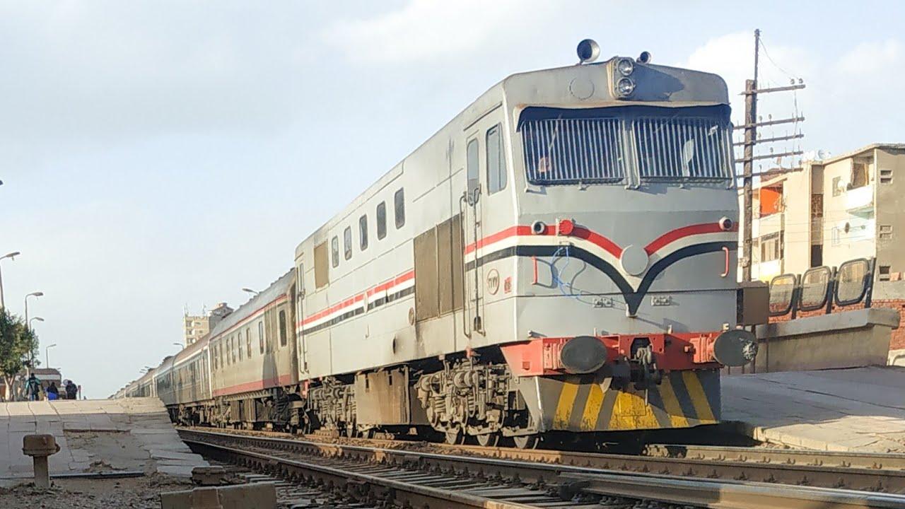 قطارات سكك حديد مصر 2017 Trains Railways Egypt 2018