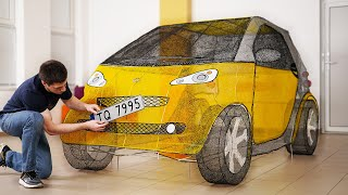 How to Make a Car at Home 3