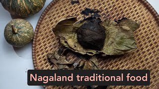 How to make anishi (Noushi)from scratch|Nagaland traditional recipe| Ao Naga food by Makelifecious A YouTube Videos
