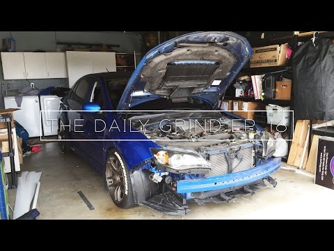 How to Install a Subaru WRX Front Lip featuring Phat Duong