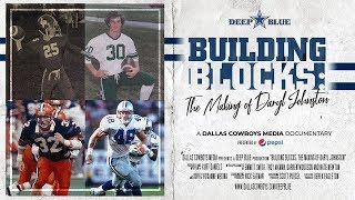 Building Blocks: The Making of Daryl Johnston Trailer | Dallas Cowboys 2019