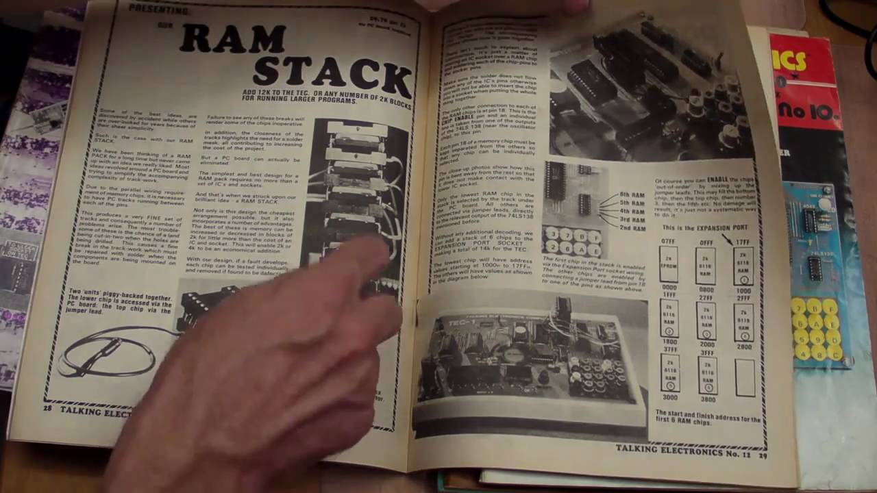 Vintage Electronics Magazines Predicted Our Current Future | Hackaday